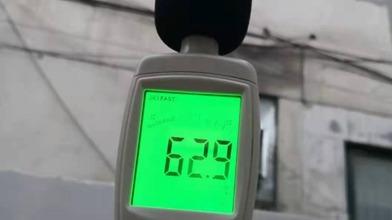 某商场空调外机噪声彻夜扰民 居民多次投诉无果