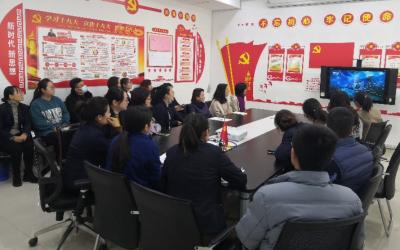 济宁移动邹城分公司党支部开展交通安全文明行活动