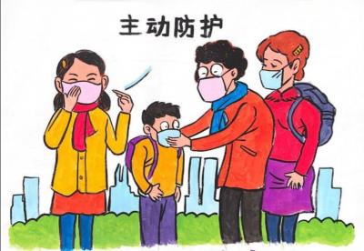 戴口罩、勤洗手、常通風、少聚集,?疫情防控四大措施須牢記!