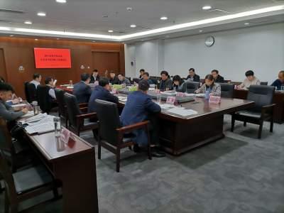 济宁市科技局召开公务员平时考核工作推进会议