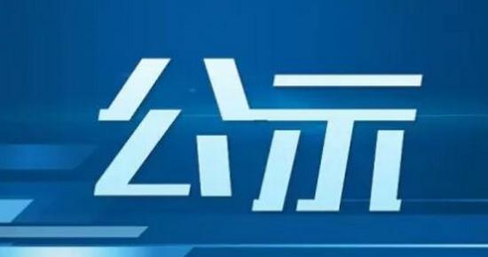 2020年濟寧市兗州區事業單位第六批優才計劃擬聘用人員公示(二)
