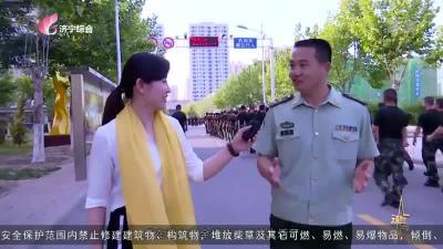 《天南地北济宁兵》——王磊
