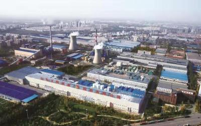 济宁太阳纸业年产45万吨特色文化纸项目开机启动