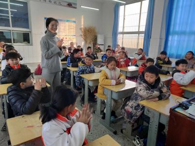 經開區馬集鎮中心小學:主題學習深挖掘 校本課程顯特色