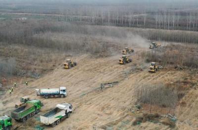 石家庄建设集中隔离点,占地约500亩