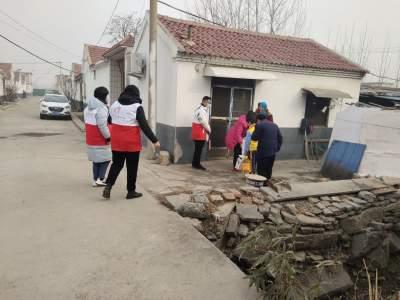 新春送温暖 爱心一帮一 济宁运河义工协会情暖困境儿童