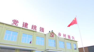 濟寧魚臺孟樓村:升國旗迎新年 表達濃濃愛國情