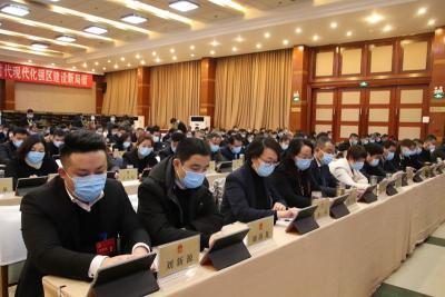 2021年兗州區政府民生實事干什么?代表說了算