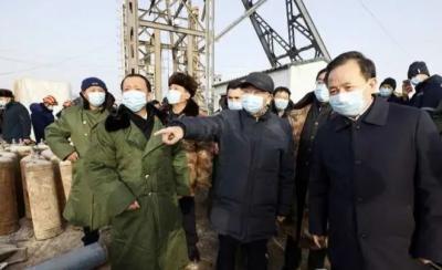 刘家义、李干杰:不惜一切代价穷尽一切手段抢夺救援时间,争取被困矿工安全升井