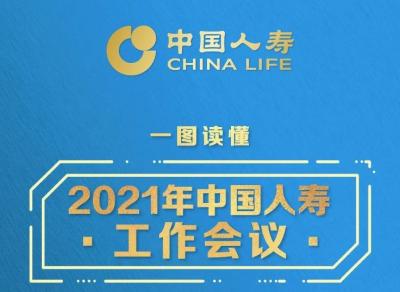 一图读懂 | 2021年中国人寿工作会议
