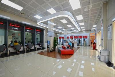 工行济宁城区支行营业室持续提升客户服务体验