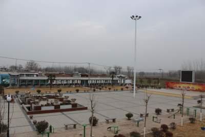 农村文化广场让金乡百姓群众生活有滋有味