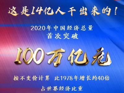 新華網評:這份成績單屬于每個奮斗者