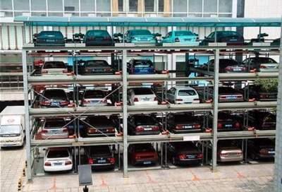 新城发展大厦车位紧缺 网友:尽快规划建设立体停车场
