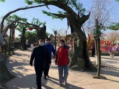 太白湖新区春节假期文化和旅游市场安全有序运行