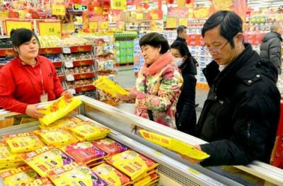 """甜蜜经济""""正当时"""" 济宁本地汤圆市场""""一派繁荣"""""""