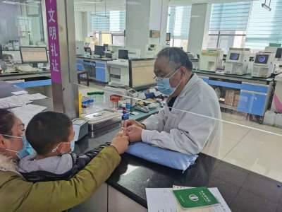 撑起健康屏障护航儿童成长 金乡全面启动儿童体检工作
