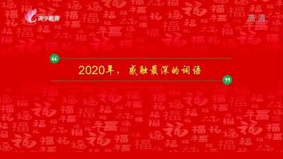 2020年,感觸最深的詞語