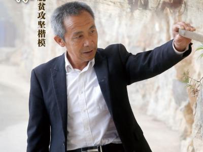 脱贫攻坚一线模范:毛相林