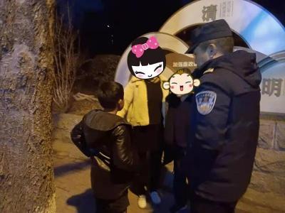 """新春走基层丨点赞正能量 嘉祥""""警色""""温暖护航新春"""