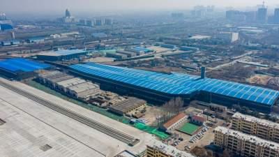 国际陆港搭桥梁 兖州打造鲁西南地区枢纽型物流中心