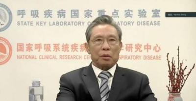 钟南山:新冠疫苗应尽快接种、接种人越多越好