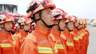 22日报名!曲阜市消防救援大队招工作人员10名