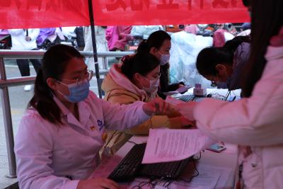 轻松搞定第一针 济宁广电记者体验接种新冠病毒疫苗全流程