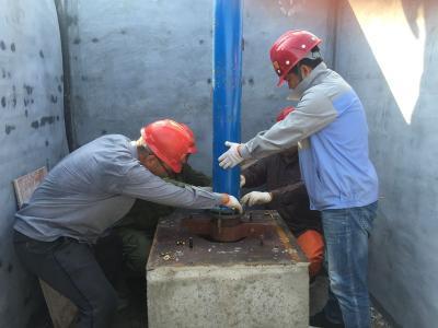 致敬供水安全防線守護人——兗州公用水務供水保障中心全體員工