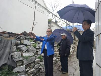 太白湖新区文化和旅游局开展全区文物巡查行动