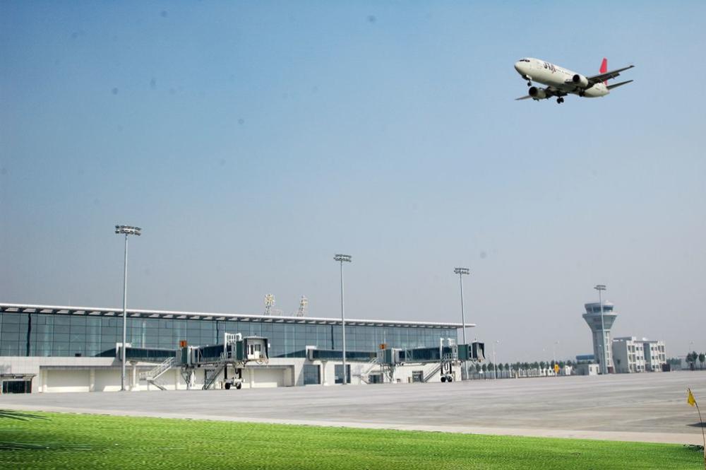挂图作战成效凸显!济宁曲阜机场第一季度实现开门红
