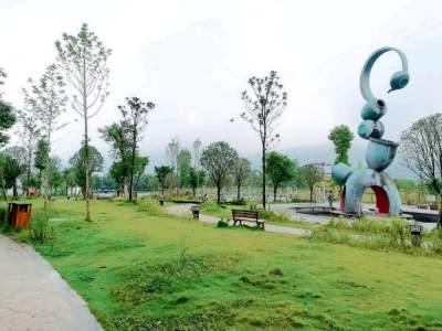 济宁西部片区将新增一处绿地,位置公布!