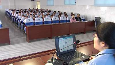 """金乡县开展""""世界卫生日""""主题教育 促进学生健康生长"""