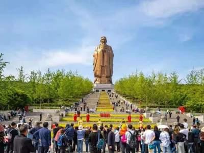 """济宁入围全国""""五一""""黄金周热门排名增速最快十个目的地城市"""