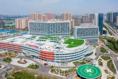 设计床位1500张+智慧医疗!这家大型医院填补太白湖新区空白