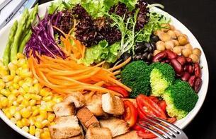 """轻食消费越来越受青睐—— 今天你""""吃草""""了吗?"""
