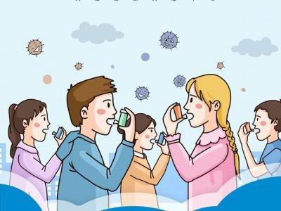 慢性咳嗽竟可能是哮喘?世界哮喘日来看哮喘的这些误区
