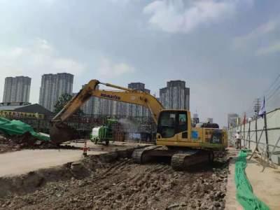 新進展!濟安橋路與車站西路立體改造項目年底有望主線通車