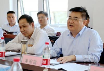 靠前服务企业创新工作方式 济宁市国资委党委扩大会开在项目上