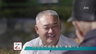 闫虹访谈丨50亿元村的当家人·宋伟(上)