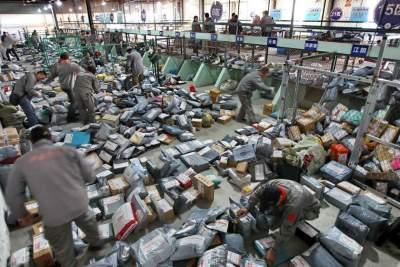 国家邮政局:1-4月,全国快递服务企业业务量累计完成304.3亿件