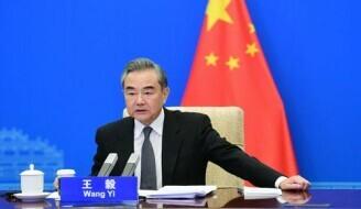 """王毅:中国的外交辞典里没有""""胁迫""""、""""霸凌""""这样的词汇"""