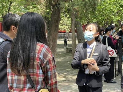 """媒体点赞,游客追捧,曲阜导游五一假期很""""抢手"""""""