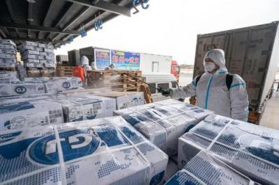 日照市进口冷链食品包装核酸检测阳性 已全部封存未流入市场
