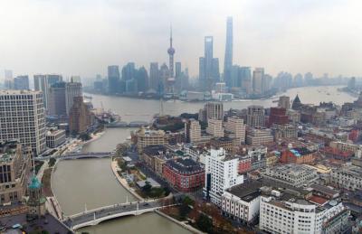上半年GDP十强城市:上海总量居首,南京增速领跑