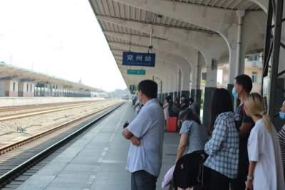 6月25日零时,铁路大调图!兖州火车站有这些变化
