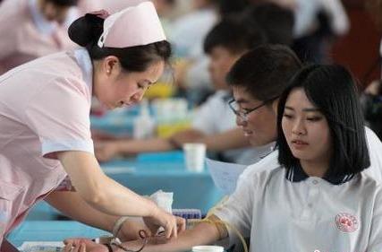 中國無償獻血居全球前列 你曾為愛伸出手臂嗎?