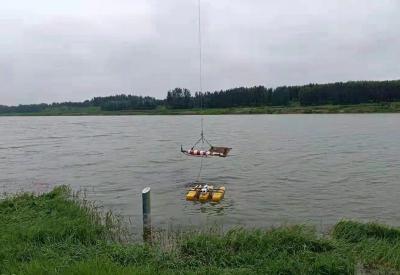 强降雨来袭,他们奋战在南四湖一线