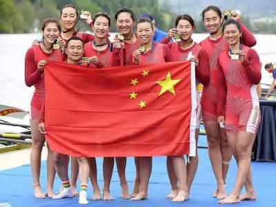 奥运喜报!济宁籍赛艇运动员张德常奥运夺铜