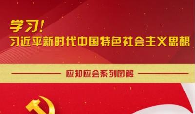 一图看懂习近平新时代中国特色社会主义思想